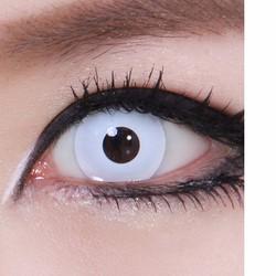 Crazy Lens White Eye Cosplay hóa trang rẻ đẹp chất lượng tốt