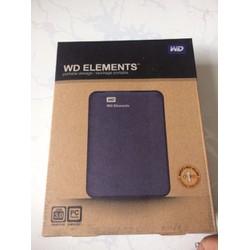 BOX HDD 2.5 USB 3.0 WESTERN