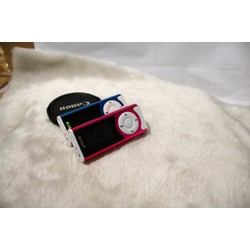 Máy nghe nhạc MP3 có màn hình kèm hộp, tai nghe và dây Cable