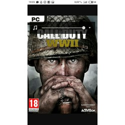 đĩa game call of duty ww2 pc đĩa chép