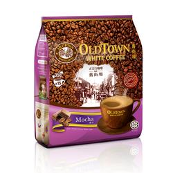 Cà phê trắng Oldtown Malaysia - Hương Mocha