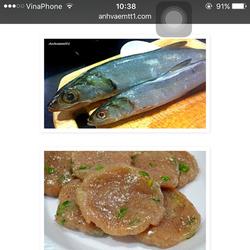 Chả cá măng Phan Thiết