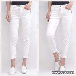 Quần Jeans boy trắng
