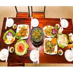 Thưởng thức set Cá Lăng tươi ngon dành cho 04 người tại nhà hàng T HOUSE  33 Hoàng Cầu
