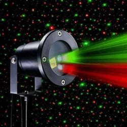 Đèn laser trang trí tết, giáng sinh, sân khấu