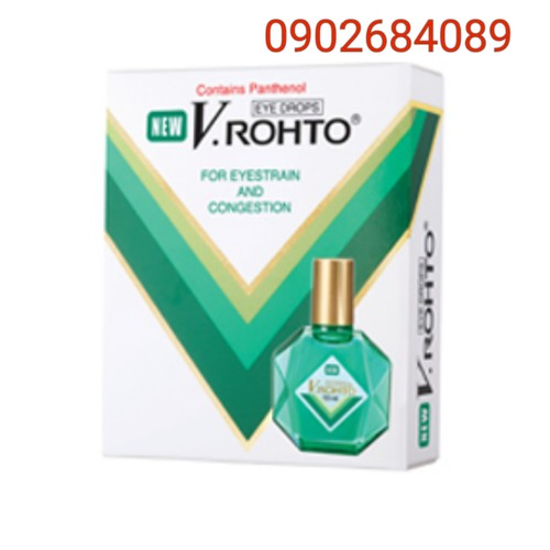 Dung dịch nhỏ mắt Vroto new - 10499330 , 7755375 , 15_7755375 , 44000 , Dung-dich-nho-mat-Vroto-new-15_7755375 , sendo.vn , Dung dịch nhỏ mắt Vroto new