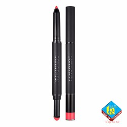 Son môi hai đầu Son and Park Two Way Lip Chalk 04 Cherry