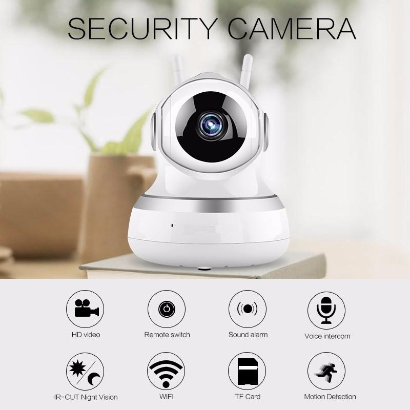 335k - Camera IP xoay 360 độ Googa xài phần mềm Care Home cực nét giá sỉ và lẻ rẻ nhất