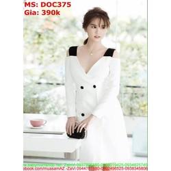 Đầm ôm công sở DOC375