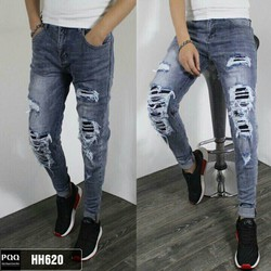 quần jean rách nam