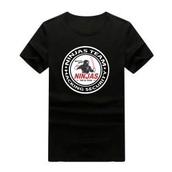 Áo thun Ninjas Hacker