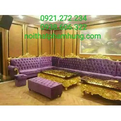 Chuyên sản xuất các mẫu sofa karaoke giá rẻ