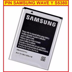 PIN SAMSUNG WAVE Y S5380