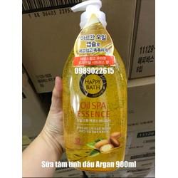Sữa tắm Hàn Quốc Happy Bath Spa Essence 900ml