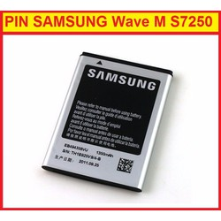 PIN SAMSUNG Wave M S7250