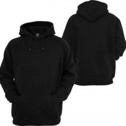 Áo khoác hoodie nỉ trơn cao cấp