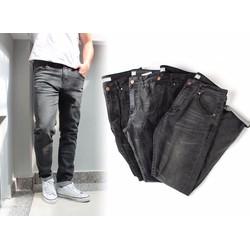Quần jeans nam skinny đơn giản đẹp hàng cao cấp có size 36
