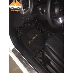 Thảm Lót Sàn OTO Mazda 3 Phiên Bản 6D Theo Xe