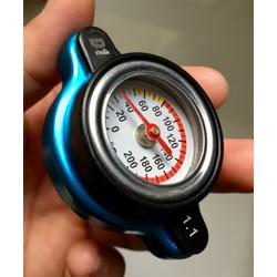 Nắp két nước báo nhiệt độ an toàn, ngăn chặn rò rỉ nước cho xe ô tô
