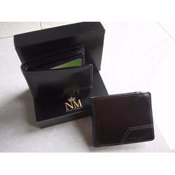 VÍ CAO CẤP DA BÒ FULL BOX