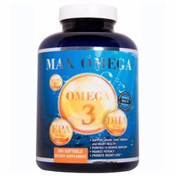 Max Omega Viên Uống Hỗ Trợ Sức Khỏe