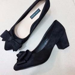 Giày cao gót đế vuông _ hàng nhập