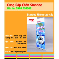 Standee Thanh Cuộn