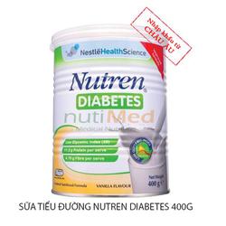 Sữa Nutren Diabetes Cho Tiểu Đường 400g