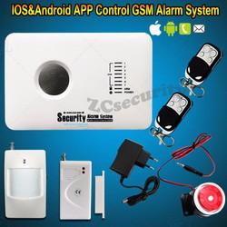 Hệ thống báo động trung tâm App GSM HT-10C