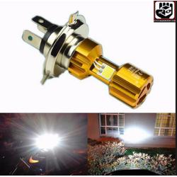 Đèn pha led xe máy siêu sáng