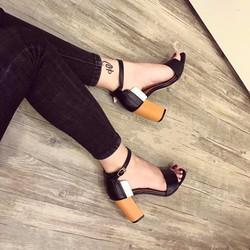 Giày cao gót nữ thời trang, phong cách nữ tính, kiểu dáng xinh xắn