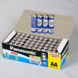Pin Panasonic AA - 1.5V - 60 viên = hộp