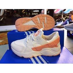 giày thể thao nữ đế độn, siêu êm chân