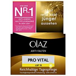 Kem dưỡng da chống nhăn ban ngày Olaz Anti-Falten của Đức