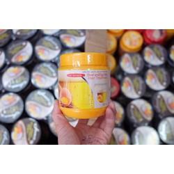 Kem ủ hấp tóc CARING Thái Lan 500ml Mật Ong  trứng colagen hoa quả
