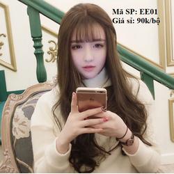 Tóc giả nữ Hàn Quốc