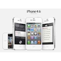ĐIỆN THOẠI IPHON 4S-16GB CHÍNH HÃNG