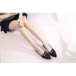 Giày búp bê thắt nơ xinh xắn