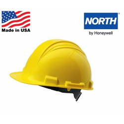 Nón bảo hộ North A79R - màu vàng- MADE IN USA