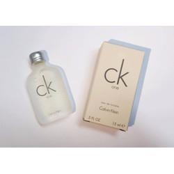 Nước hoa mini chính hãng Calvin Klein