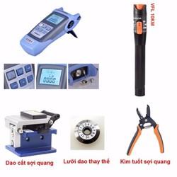 Bộ dụng cụ thi công cáp quang chất lượng cao 5 sản phẩm
