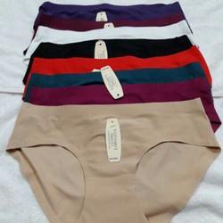 Combo 5 quần lót đúc su không đường may Vic