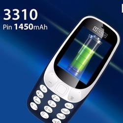ĐIÊN THOẠI 3310 2SIM MỚI