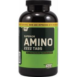 Bổ sung năng lượng, phát triển cơ bắp Super Amino 2222 160 tabs