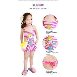 Váy bơi cho bé cực xinh