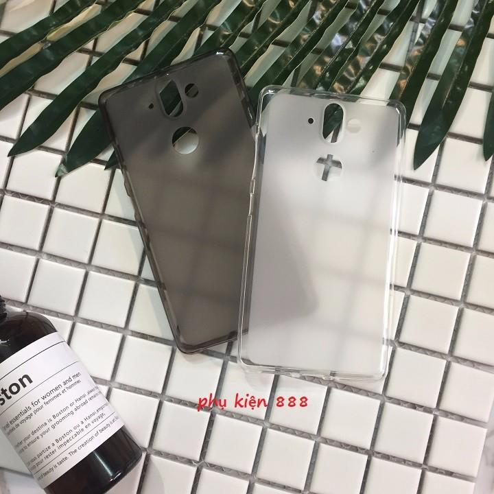 Ốp lưng Nokia 9 silicon dẻo 5