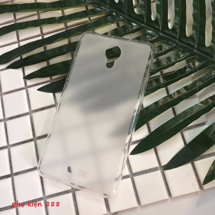 Ốp lưng Wiko Jerry 2 silicon dẻo 1
