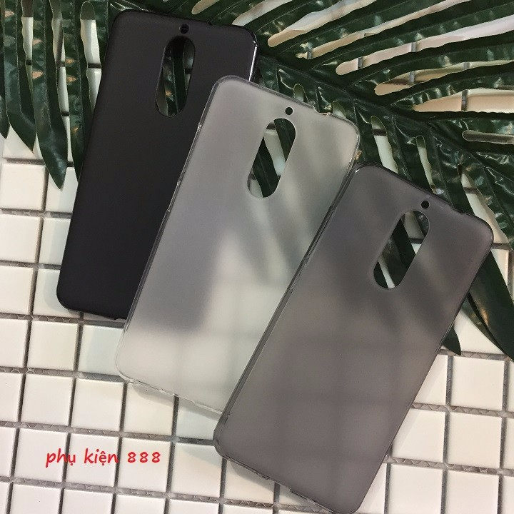 Ốp lưng Wiko View XL silicon dẻo 7