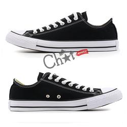 Giày Classic Nam Đen CổThấp