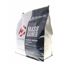 Sữa tăng cân Super mass Gainer 12lbs hàng chính hãng, tặng bình shaker - supermass